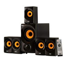 Acoustic AudioHome Theater 5.1 Bluetooth Speaker System 700W with Powered Sub - $171.26