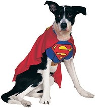Rubie's Official Pet Dog Costume, Superman #djh - $29.39