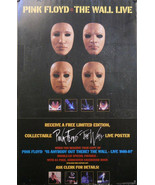 PINK FLOYD, THE WALL LIVE POSTER (K2) - $9.49