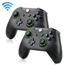 EEEKit 2-Pack Wireless Pro Gaming Controller Gamepad Joypad Remote for N... - $52.20