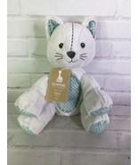 Mary Meyer Sophie la Giraffe Friend Lazare Kitty Cat Plush Stuffed Anima... - $24.74