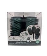 "Olivia Garden Multibrush Detachable Thermal Styling Brush Kit 4 x 2 1/8""... - $50.99"