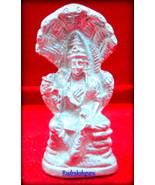 Lord Vishnu Made in Pure Parad / Vishnu in Mercury - 90 gm - $39.60