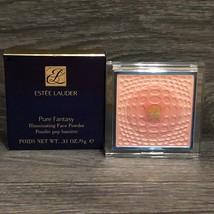 Estee Lauder Pure Fantasy Illuminating Face Powder Full Size New In Box *Rare* - $56.98