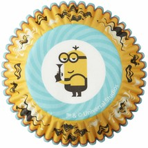 Despicable Me 3 50 Ct Baking Cups Cupcakes Liners Treats Minions - $2.96