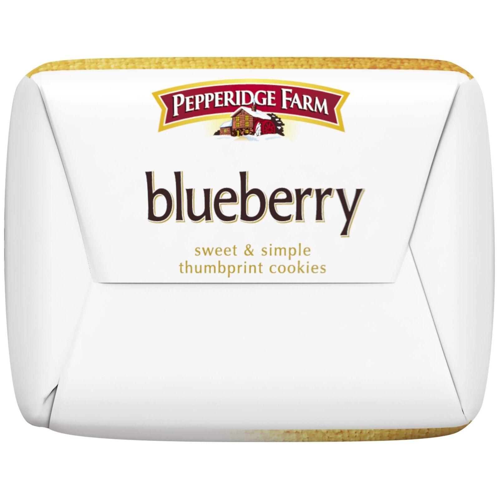 Pepperidge Farm Verona Blueberry Thumbprint Cookies, 6.75 oz image 3