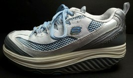 Skechers Shape Ups Womens 5 US Sneakers Toning Walking Exercise Rocker 1... - $31.96