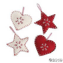 Holiday Handicraft Ornaments - $12.49
