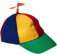 Forum Novelties Propeller Nerd Cap Hat Adult Halloween Costume Accessory... - $9.99