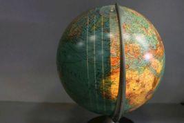 Columbus Verlag Paul Oestergaard Duplex Light Up World Globe Lamp Earth image 6