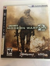 Call of Duty: Modern Warfare 2 (PS3, PlayStation 3, 2009) Complete in Box - $5.85