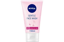 150ml. NIVEA Gentle Face Cleansing Cream Wash for Dry and Sensitive Skin... - $13.02