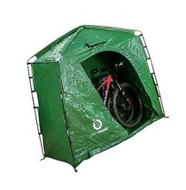 NEW YardStash The IV: Heavy Duty, Space Saving Outdoor Storage Shed Tent... - $203.66