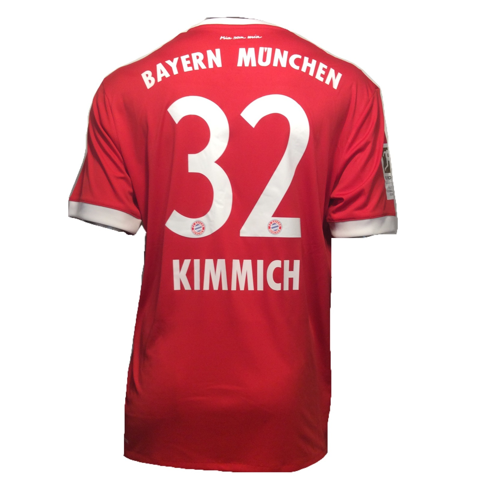d286adb88ef 2017-18 Bayern Munich Adidas Joshua Kimmich and 50 similar items
