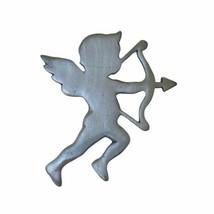 Vintage Spoontique Pewter Cupid Cherub Angel Valentines Day Arrow Brooch... - $12.16