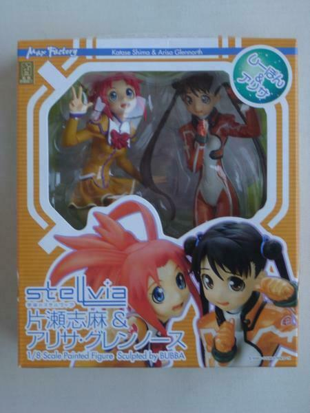 Primary image for Max Factory Stellvia of the Universe Shima Katase & Arisa Glennorth Figure New