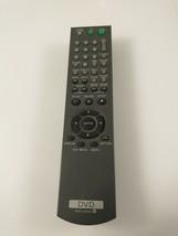 Original Sony RMT-D153A Cd / Dvd Remote DVP-NS425P DVP-NS725P - $9.85
