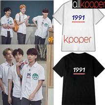 KPOP EXO BAEKHYUN T-shirt Game program The same paragraph Tshirt Letter ... - $12.98