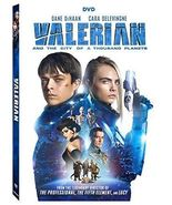 Valerian and the City of a Thousand Planets DVD Brand New Sealed 2017 - $8.50