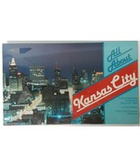 All About Kansas City Board Game by All About Town 1983 NIP - $22.03