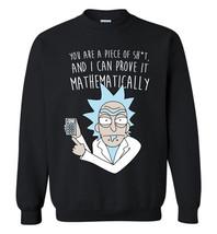 Ripple Rick And Morty Sweatshirt - $13.90+