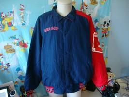 Vintage 90's Boston Red Sox Starter MLB Jacket 2XL  - $98.99