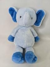 "Sassy Grin & Grow Blue Elephant Plush 11"" Stuffed Animal Toy - $39.95"