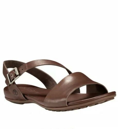 TIMBERLAND WOMEN'S CRANBERRY LAKE SANDALS SIZE 8.5