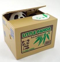 Secret Hidden Panda Bank Paw Grabs The Coin - $9.99