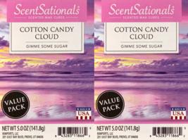 ScentSationals Cotton Candy Cloud Wax Cubes - 2-Pack - $24.45