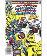 Captain America Comic Book #269 Marvel Comics 1982 FINE+ - $2.99