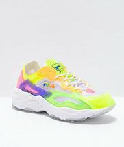 Nuevo FILA Rayo Tracer Retro Translúcido Zapatos Multicolor - $119.79
