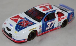 Die-cast NASCAR #37 Jeremy Mayfield Motorsports K-Mart RC Cola 1996 Revell Ford - $9.99