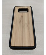 EcoQuote Samsung Galaxy S8 Bamboo Flexi TPU Phone Case Bamboo Eco Friend... - $28.00
