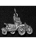 SALE Car Charm Jewelry Ford model T Sterling Silver .925 - $15.27