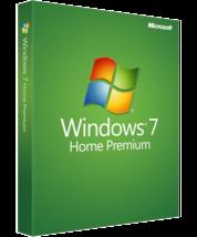Windows 7 Home Premium Retail License - $21.00