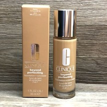 CLINIQUE BEYOND PERFECTING FOUNDATION + CONCEALER WN 22 ECRU (VF) 5.5 -F... - $21.98