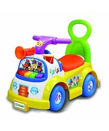 Little People Fisher-Price Music Parade Ride-On, Plays 5 Marching Tunes ... - $57.46