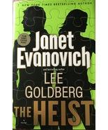 The Heist: Janet Evanovich, Lee Goldberg, Mystery, Suspense, Thriller, R... - $21.95
