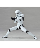 Star Wars Action Figure Anime Stormtrooper Collection Movable White Knig... - $41.04