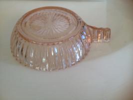 Bowl Queen Hocking Anchor Bowl Queen Glass Pink Anchor Hocking Queen Mar... - $26.33