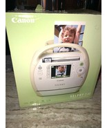 Canon Selphy ES40 Compact Portable Photo Laser Printer Brand New Please ... - $216.81