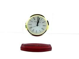 Howard Miller Alarm Clock 645-580 Marcus Wells Fargo/Advantage Funds NEW - $37.61