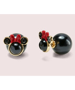 Kate Spade x Disney for minnie mouse reversible studs Earrings ~NWT~ - $64.15