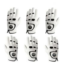 6Pcs Men Golf Gloves Grip Boost Tour Premium Hyper Touch Chunk Sports Ou... - $82.99