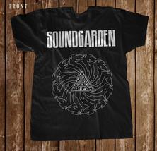 Soundgarden - Badmotorfinger Black T_shirt Short Sleeve - £12.28 GBP+