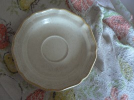 Mikasa saucer (Country Charm) 8 available - $1.49