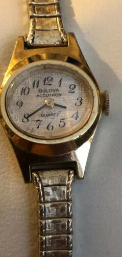 RARE,UNIQUE Women's Vintage  Watch-Bracelet BULOVA ACCUTRON N8 - $117.57