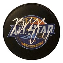 Brian Boyle Hand Signed Autographed 2018 ALL-STAR Puck New Jersey Devils w/COA - $39.99