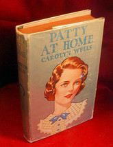 Carolyn Wells PATTY AT HOME 1930's jacket - $44.10